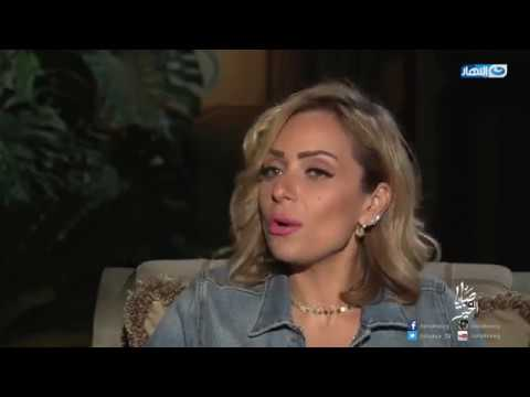 مصر اليوم - بالفيديو  ريم البارودي تعلن الموعد الحقيقي لطلاقها من أحمد سعد