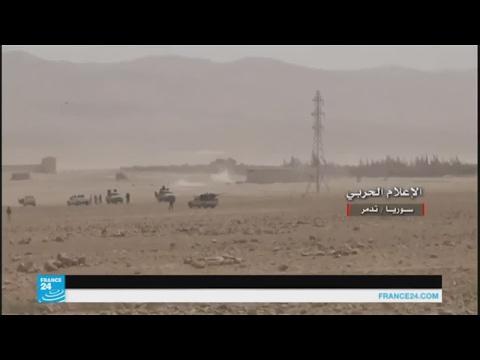 مصر اليوم - شاهد مقتل وزير الحرب في تنظيم داعش