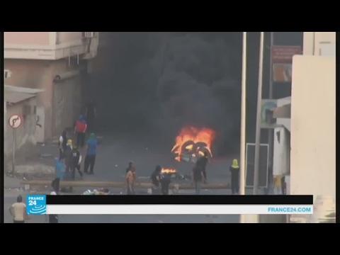مصر اليوم - شاهد اقتحام بلدة الدراز الشيعية