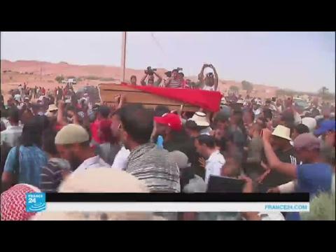 مصر اليوم - شاهد صور من تشييع التونسي أنور السكرافي