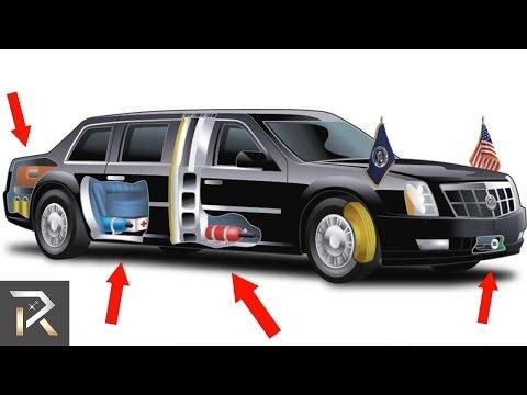 مصر اليوم - شاهد  حقائق وأسرار بشأن سيارة الرئيس الأميركي دونالد ترامب
