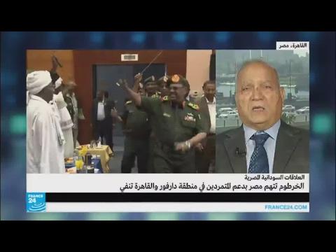 مصر اليوم - شاهد الخرطوم تتهم مصر بدعم المتمردين في السودان