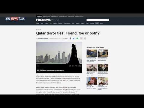 مصر اليوم - فوكس نيوز تسلط الضوء على الدور القطري في تمويل الإرهاب