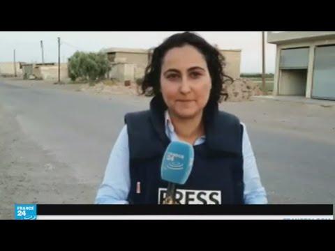 مصر اليوم - شاهد قوات سورية الديمقراطية تتقدم ببطء داخل الرقة