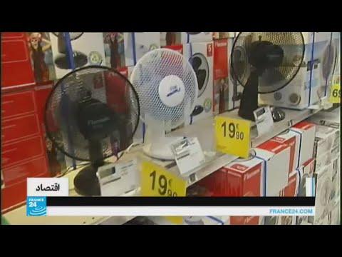 مصر اليوم - شاهد موجة الحر تضاعف مبيعات المراوح والمكيفات