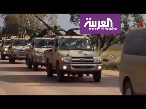 مصر اليوم - شاهد الجيش الليبي يقترب من استكمال السيطرة على بنغازي