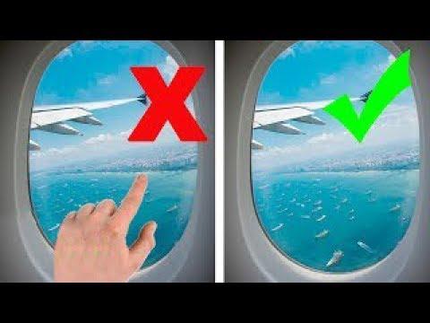 مصر اليوم - شاهد 10 أشياء لا يجل فعلها عند ركوب الطائرة