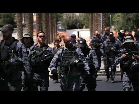 مصر اليوم - شاهد مدينة القدس والمسجد الأقصى على صفيح ساخن