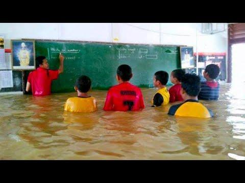 مصر اليوم - شاهد أندر وأغرب 10 مدارس حول العالم