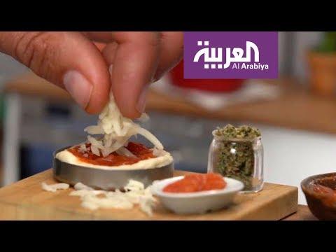 مصر اليوم - شاهد  تيني كتشن أصغر برنامج طبخ على اليوتيوب