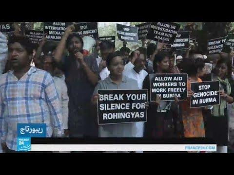 مصر اليوم - شاهد أكثر من 40 ألف لاجئ من الروهينغا في الهند يواجهون خطر الترحيل
