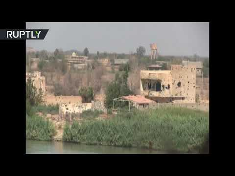 مصر اليوم - شاهد المواجهات التي خاضها الجيش السوري لاستعادة السيطرة على البغيلية