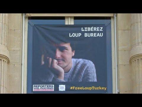 مصر اليوم - شاهد تركيا تطلق سراح الصحافي الفرنسي