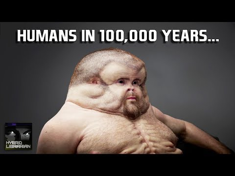 مصر اليوم - شاهد كيف يكون شكل البشر بعد 7 آلاف سنة