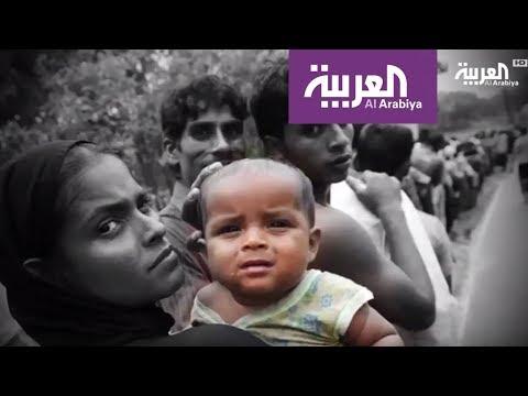مصر اليوم - شاهد معاناة مسلمي الروهينغا في صور