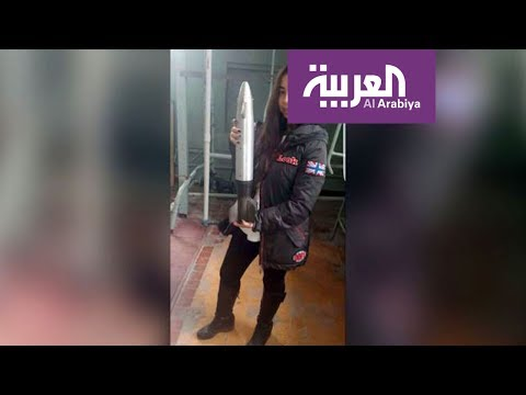 مصر اليوم - شاهد فتاة مصرية تقتحم مجال الفضاء