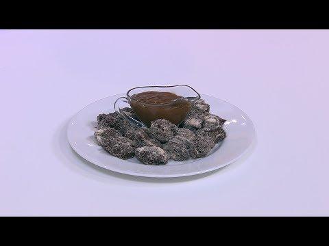 مصر اليوم - شاهد طريقة إعداد دونتس الشوكولاتة
