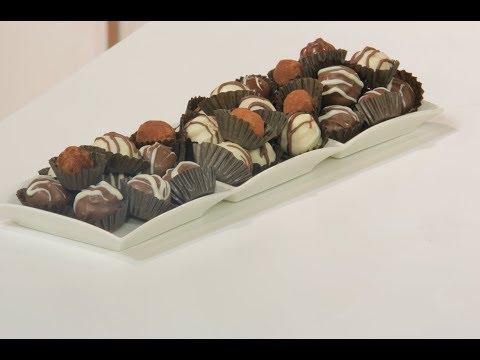 مصر اليوم - شاهد طريقة إعداد كرات الشوكولاتة