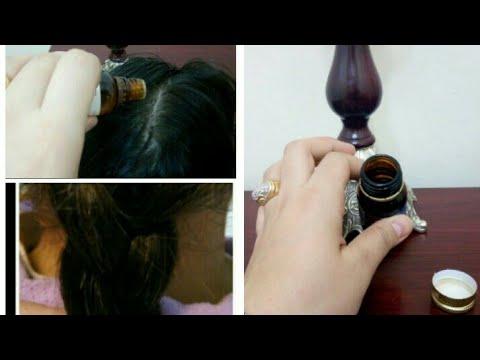 مصر اليوم - بالفيديو دلكي فروة رأسك بهذا الزيت ولن تصدقي كثافة شعرك
