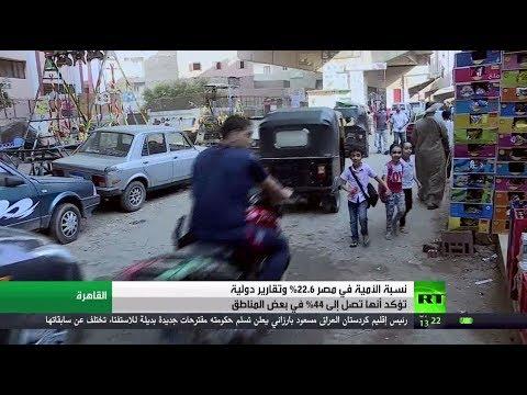 مصر اليوم - شاهد نسبة الأمية في مصر تسجّل 226