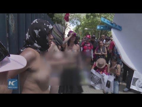 مصر اليوم - احتجاجات في المكسيك طلبا للثأر من مقتل طالبة