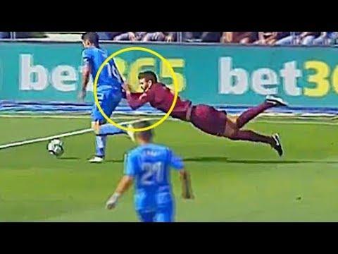 مصر اليوم - شاهد أبرز الأخطاء المضحكة في كرة القدم
