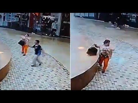 مصر اليوم - سيدة محظوظة تنجو مرتين من الموت