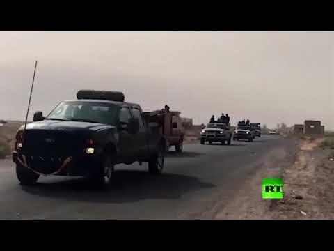 مصر اليوم - شاهد الجيش العراقي يستكمل الصفحة الأولى من عملية تحرير الحويجة