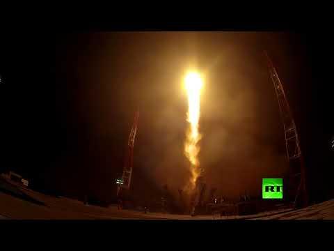 مصر اليوم - شاهد القوات الفضائية الجوية تطلق سويوز2 بنجاح