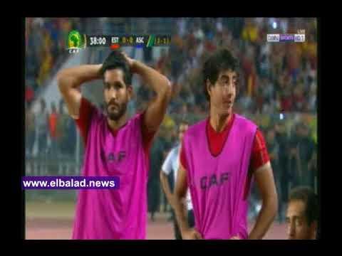 مصر اليوم - شاهد خنيسي يسجّل الهدف الأول في مباراة الأهلي والترجي من ركلة جزاء