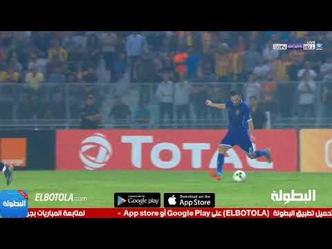مصر اليوم - شاهد هدف الأهلي الثاني في مرمى الترجي في أبطال أفريقيا