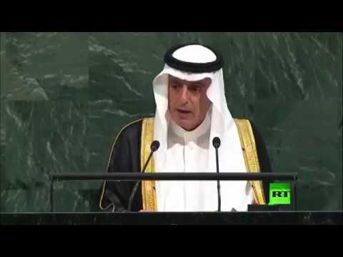 مصر اليوم - شاهد عادل الجبير يطالب قطر بالالتزام بتعهداتها في اتفاق الرياض