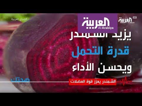 مصر اليوم - بالفيديو الشمندر يعزز قوة العضلات