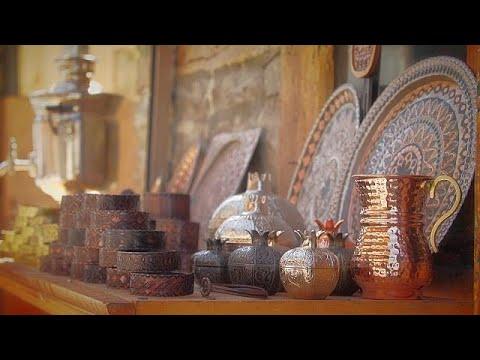 مصر اليوم - بالفيديو تعرف على قرية لاهيغ لؤلؤة الحرفيين في أذربيجان