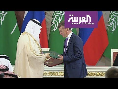 مصر اليوم - شاهد أبرز الاتفاقيات الاقتصادية بين السعودية وروسيا