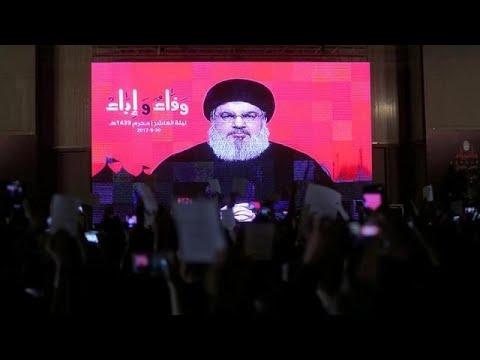 مصر اليوم - نصر الله يتهم واشنطن بدعم داعش في سورية