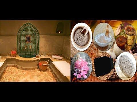 مصر اليوم - وصفة الحمام المغربي لجسد ناعم مثل الأطفال