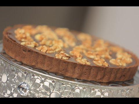 مصر اليوم - طريقة إعداد تارت الشيكولاتة بالكراميل