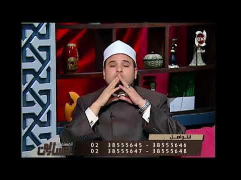 مصر اليوم - شاهد متصل يروى تفاصيل خيانة زوجته له على الهواء مباشرة