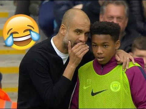 مصر اليوم - شاهد لقطات مضحكة في كرة القدم لم تشاهد مثلها