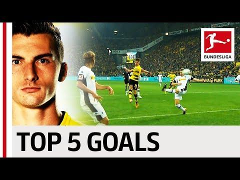 مصر اليوم - بالفيديو استمتع أفضل 5 أهداف لـفيليب في البوندزليغا