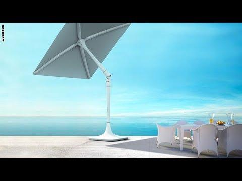مصر اليوم - شاهد سان فلاور مظلة تتبع أشعة الشمس لتحميك منها