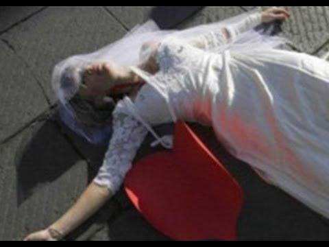 مصر اليوم - بالفيديو  عروس تنتحر قبل زفافها بسبب تعرضها للاغتصاب