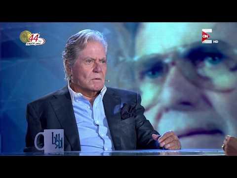مصر اليوم - شاهد حسين فهمي يؤكد أن ارتداء النقاب ليس حرية شخصية