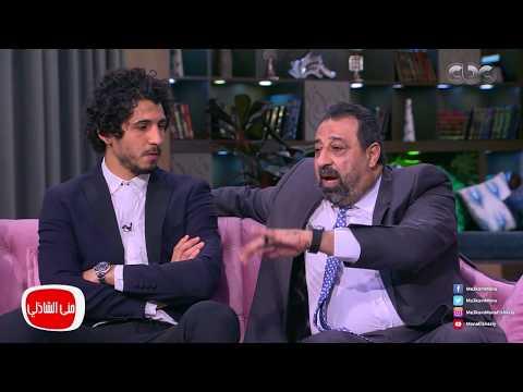 مصر اليوم - شاهد رد فعل كوميدي من أحمد حجازي عند سؤاله عن هدف مجدي عبدالغني