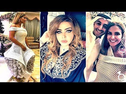 مصر اليوم - شاهد مروى راتب تردّ بقوة على منتقدي فستان خطوبة بيبي عبدالمحسن