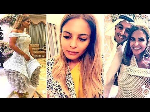 مصر اليوم - شاهد تعليق بيبي عبدالمحسن على منتقدي فستان خطوبتها