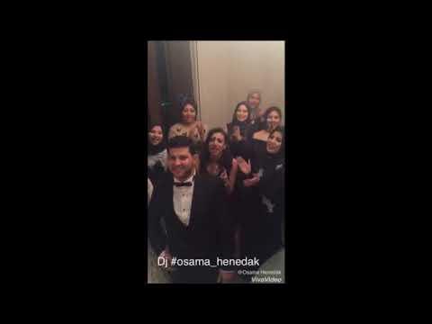 مصر اليوم - شاهد مزاح طريف لفتيات مع صديقتهن العروس وعريسها