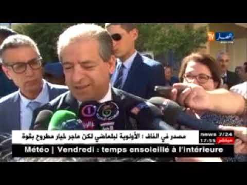 مصر اليوم - شاهد رابح ماجر مرشح بقوة لتدريب الخضر