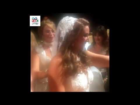 مصر اليوم - شاهد  رقص فيفي عبده والهام شاهين في حفل زفاف أبنة إيناس الدغيدي